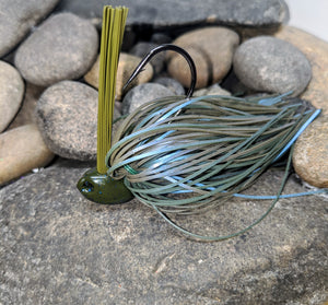 Prostaff GVH Smallmouth Blues Brush Jig