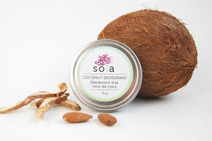 The Making of Coconut Deodorant