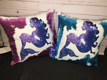Galaxy Mermaid 2 Custom Mermaid Pillow