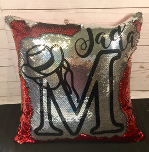 Marcus Marquettes Mermaid Pillow