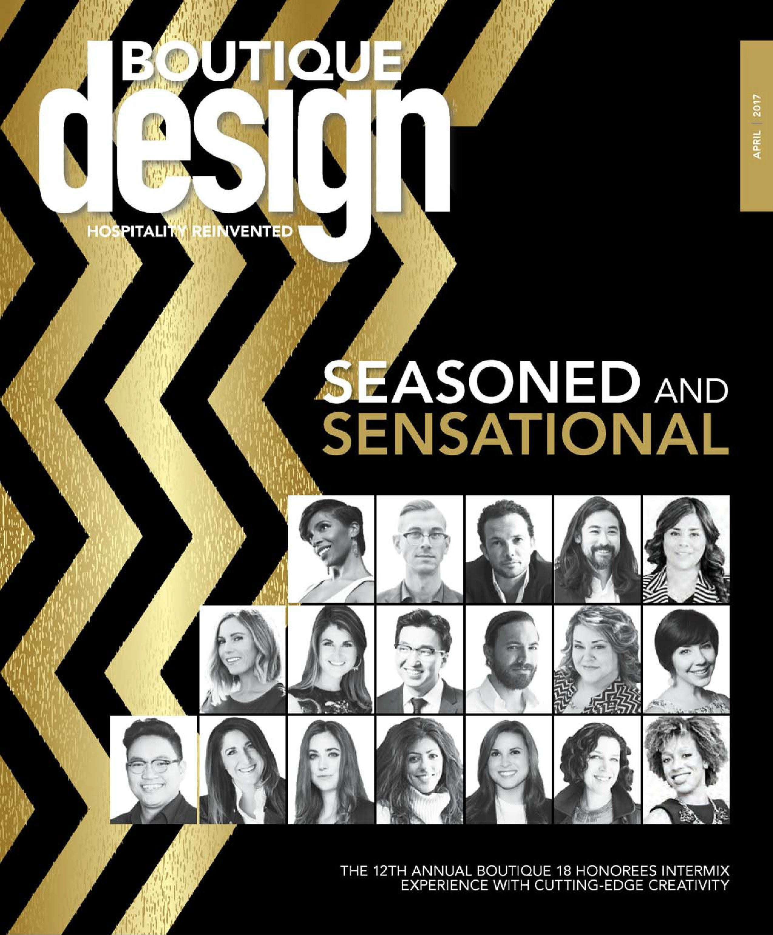 Jenna Rochon in Boutique Design Magazine