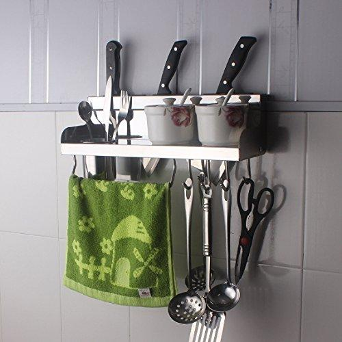 MiniInTheBox pc Rack & Holder Stainless Steel Easy to Use Kitchen Organization