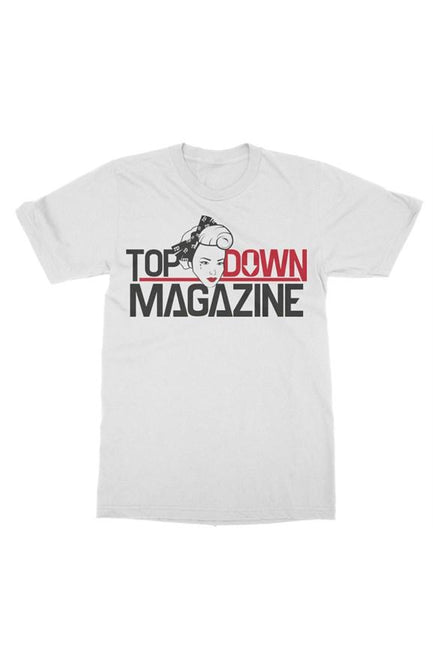 TOP DOWN MAGAZINE T-SHIRTS