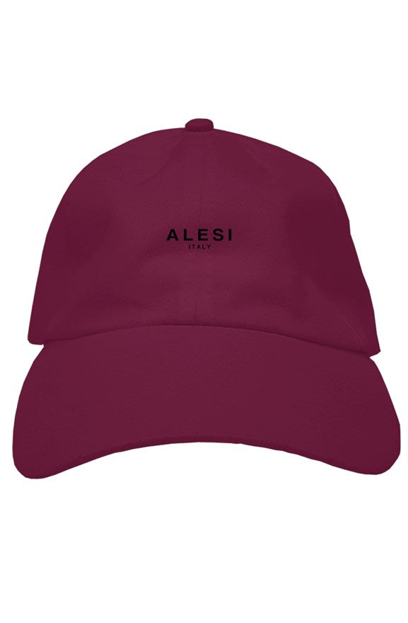 ALESI ITALY VINTAGE PATCH HAT