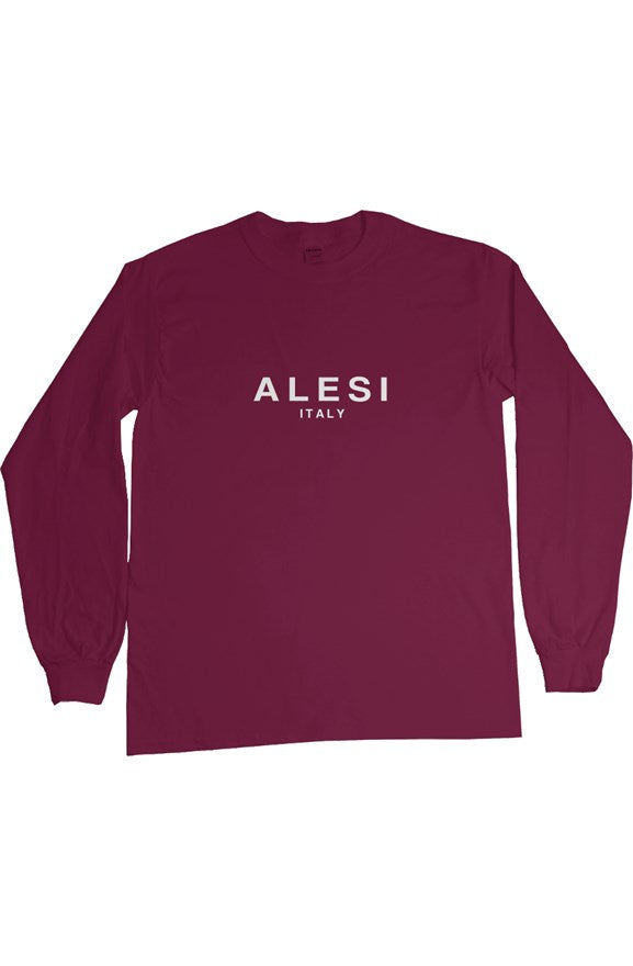 ALESI ITALY VINTAGE LONG SLEEVE T-SHIRT