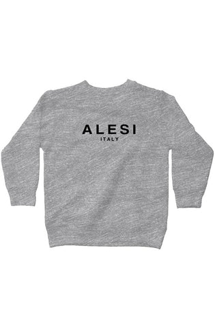 ALESI ITALY KIDS FLEECE SWEATSHIRT