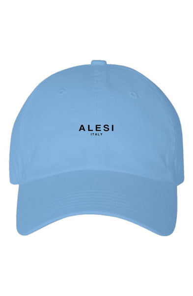 ALESI YOUTH HAT BLACK LOGO