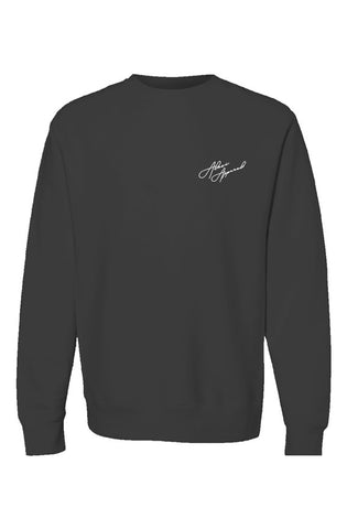 ALESI APPAREL Embroidered Legend Premium Heavyweight