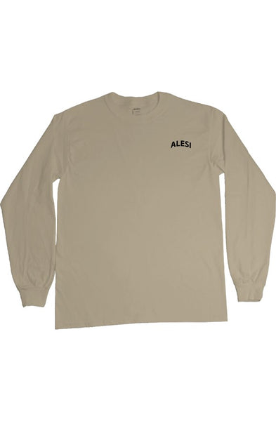 ALESI STREET TEAM LONG SLEEVE TEE