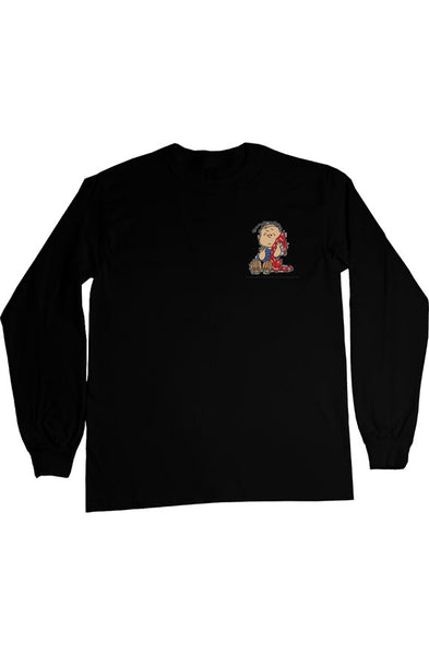 TDM BLANKIE LONG SLEEVE T-SHIRT
