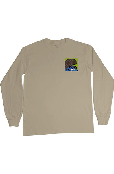 TDM PAPA LONG SLEEVE T-SHIRT