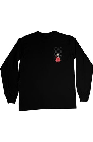 TDM DOG HOUSE LONG SLEEVE T-SHIRT