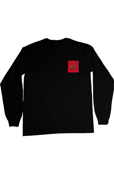 TDM SNAKE BITE LONG SLEEVE T-SHIRT