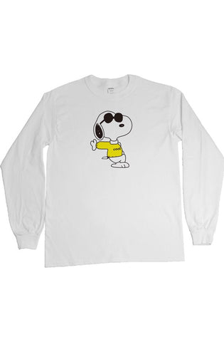 TDM COOL SNOOP LONG SLEEVE T-SHIRT