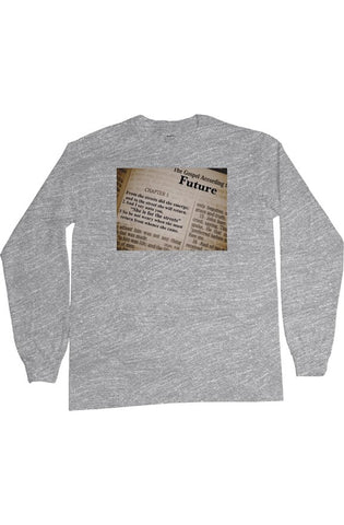 TDM FOR THE SKREETS LONG SLEEVE T-SHIRT