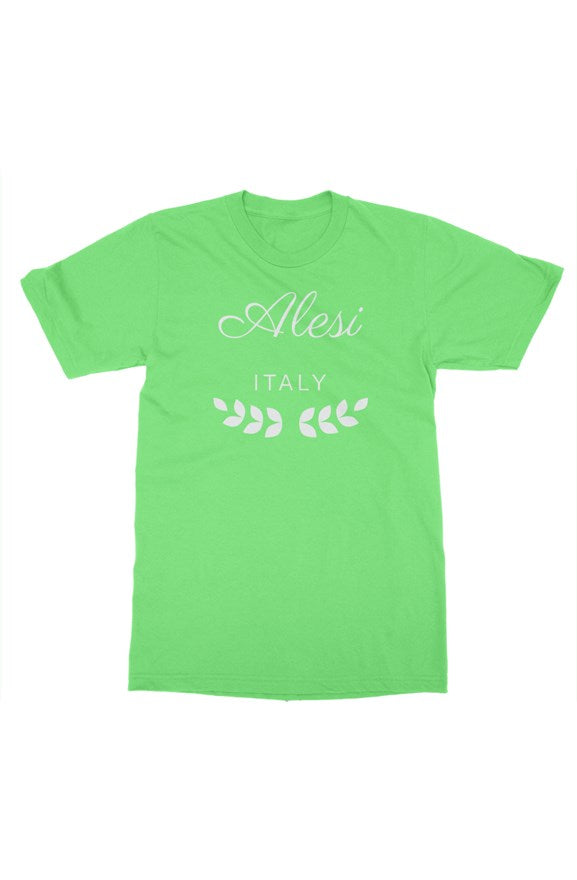 ALESI SPORT T-SHIRT/RED LOGO