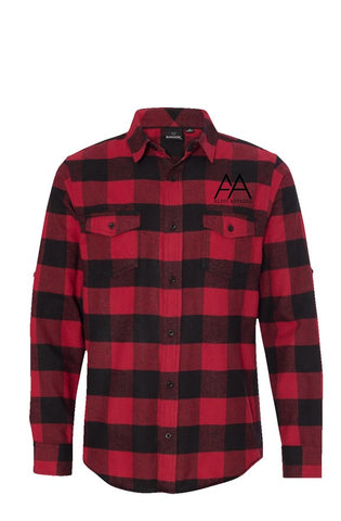 ALESI APPAREL LONG SLEEVE FLANNEL