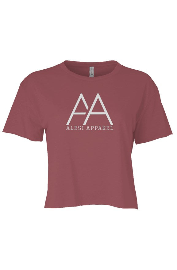 ALESI APPAREL CROP TOP
