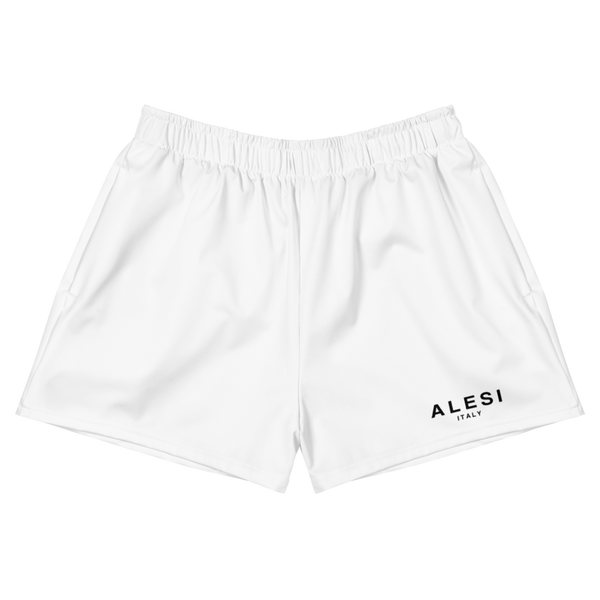 ALESI ITALY WOMEN'S ATHLETIC SHORT SHORTS
