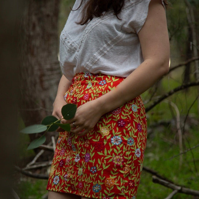 Sprout Mini Skirt