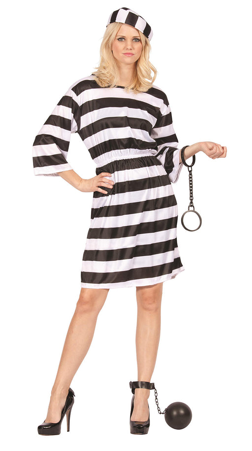 18108 Lady Convict Costume
