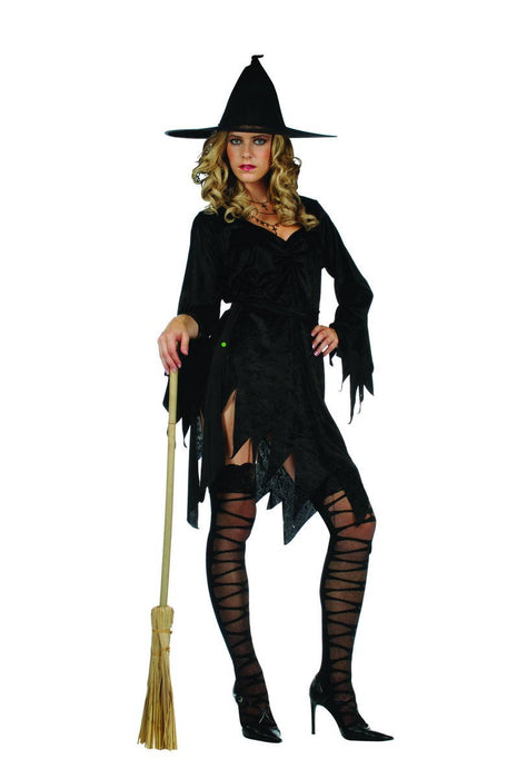 18162 Sexy Witch Costume Dress