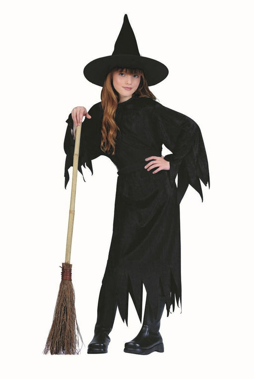 19123 Childrens Witch Costume