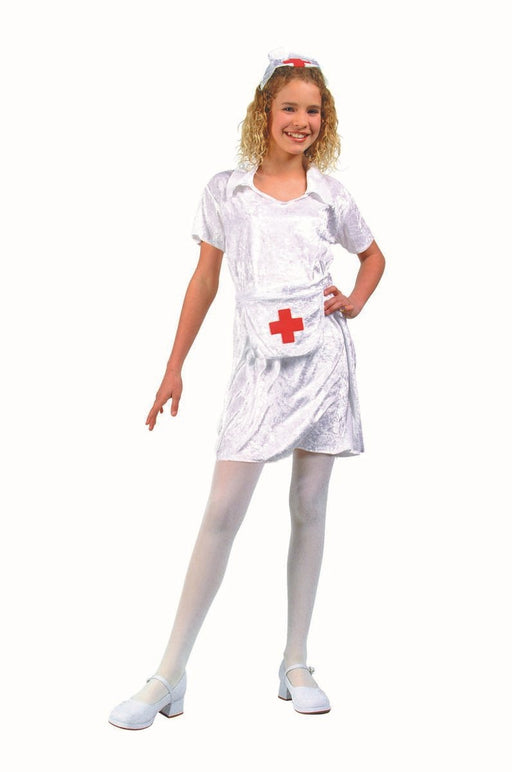 19139 Girls Nurse Costume Child
