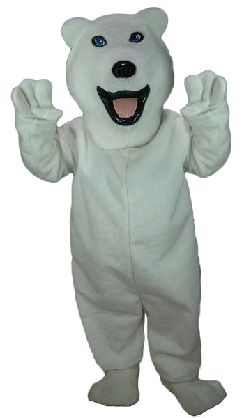 21013 Polar Bear Mascot Costume