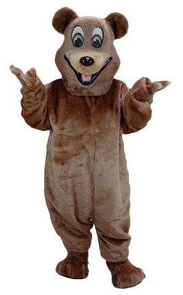 21024 Happy Bear Mascot Costume
