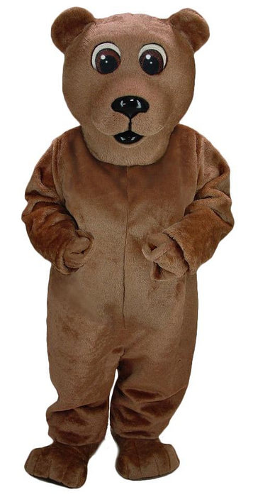 21033 Brown Bear Mascot Costume