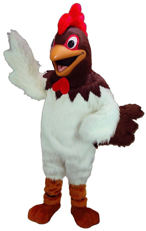22057 Randy Rooster Mascot Costume