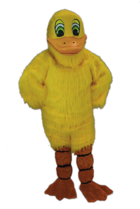 22440 Yellow Duck Mascot Costume