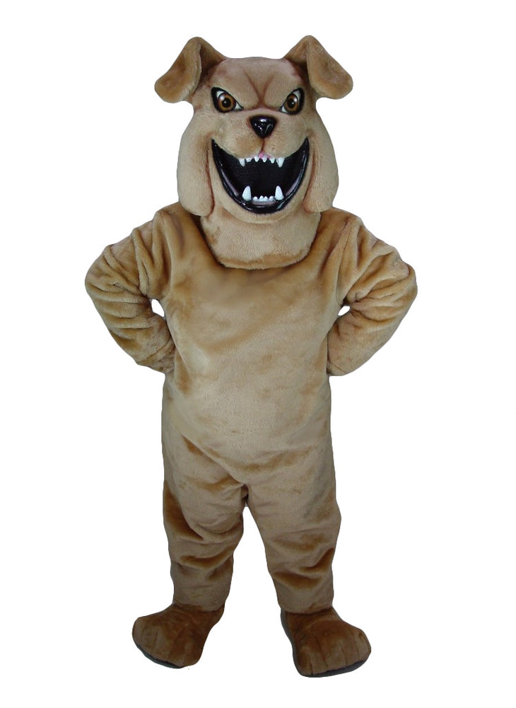 25125 Bully Bulldog Mascot Costume
