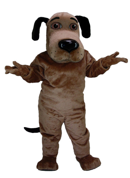 25421 Brown Dog Mascot Costume