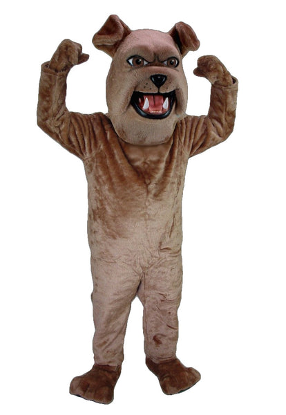 25425 Sparky Dog Mascot Costume