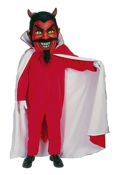 29181 Lucifer Devil Costume Mascot