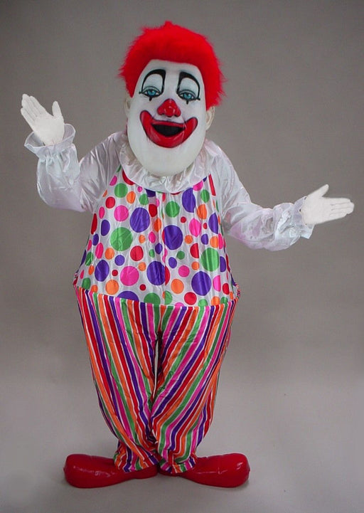 29195 Clown Costume Mascot