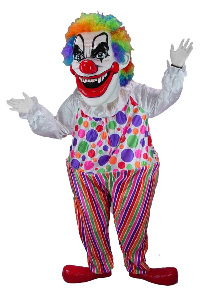 29197 Evil Clown Mascot Costume