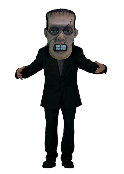 29205 Stitches Frankenstein Mascot Head