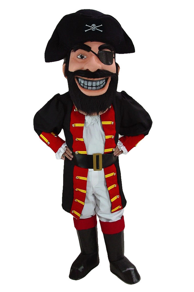 34236 Redbeard Pirate Costume Mascot
