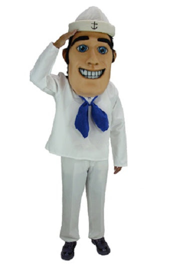 34238 Sailor Mascot Costume