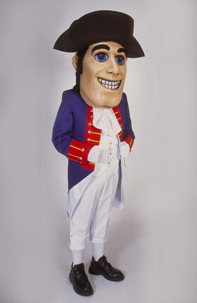 34347 Patriot Costume Mascot