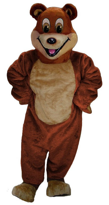 41024 Cartoon Bear Mascot Costume