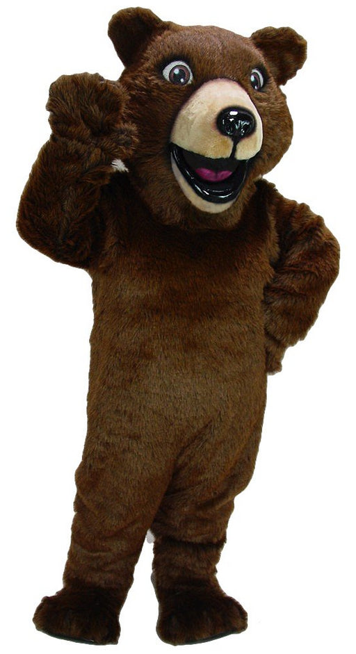 41032 Happy Grizzly Mascot Costume