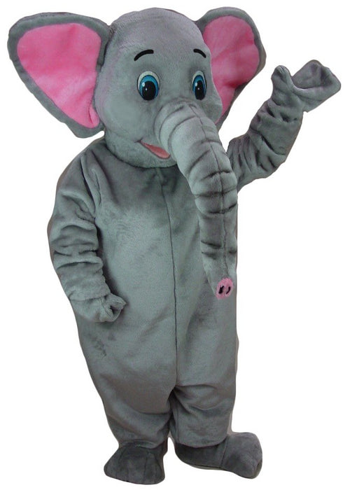 Asian Elephant Costume Mascot 41290