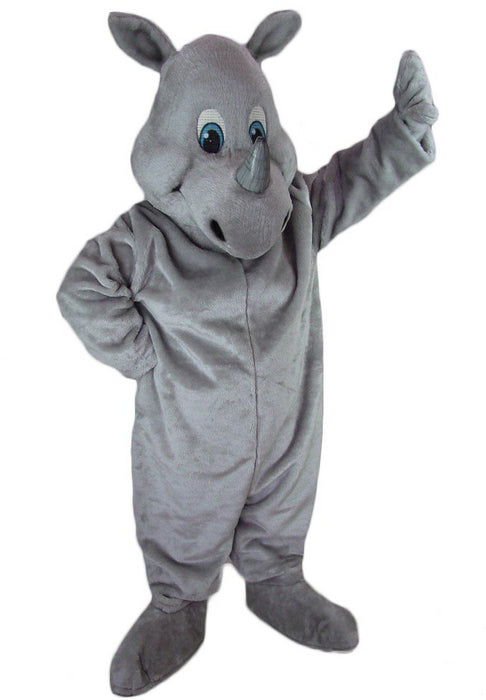 41294 Happy Rhino Mascot Costume