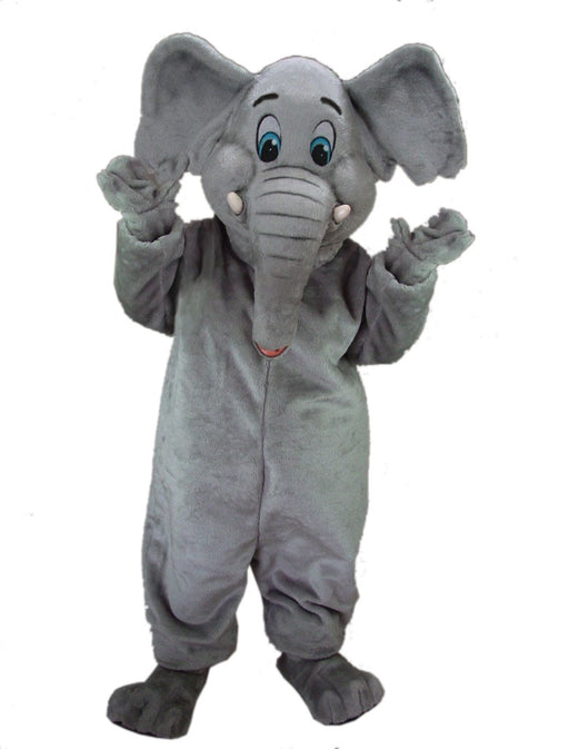 41295 Cartoon Elephant Costume Mascot