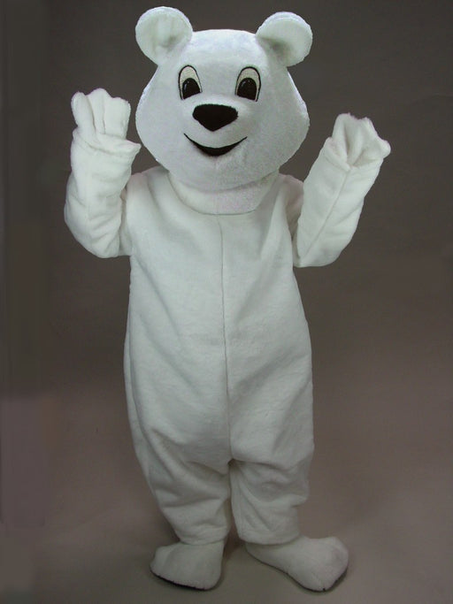 41414 Snowball Polar Bear Mascot Costume