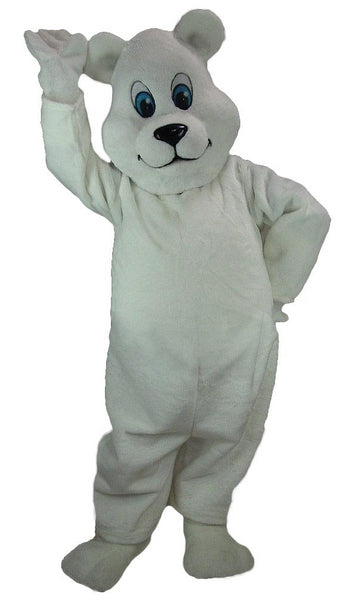 41415 Breezy Polar Bear Mascot Costume